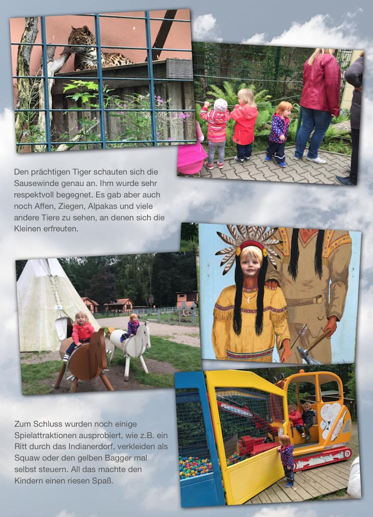 Zu Besuch Im Amerika Tierpark Limbach Oberfrohna